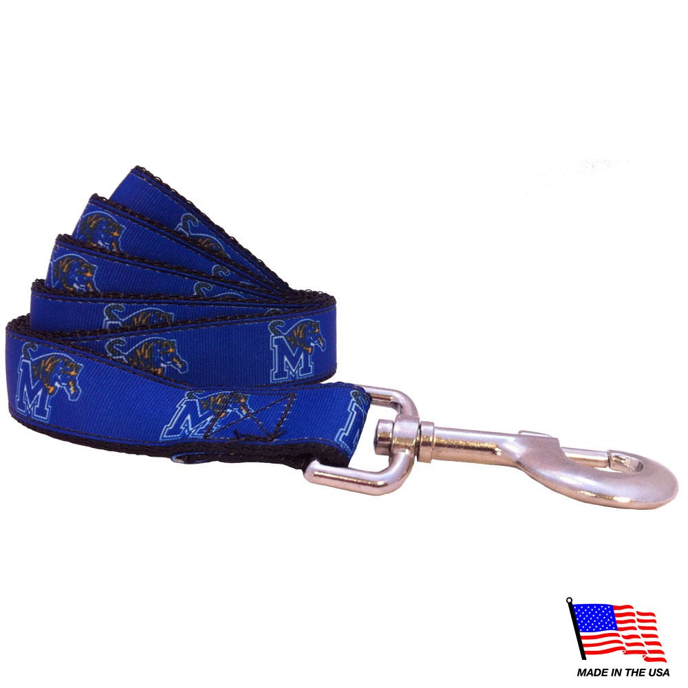 Memphis Tigers Pet Leash - staygoldendoodle.com