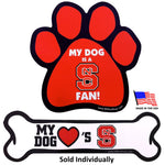 NC State Wolfpack Car Magnets - staygoldendoodle.com