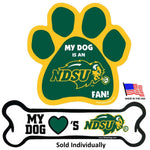 North Dakota State Car Magnets - staygoldendoodle.com