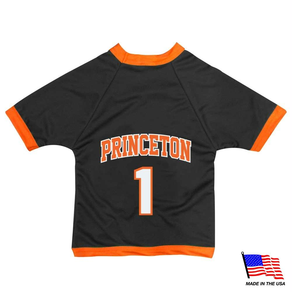 Princeton Tigers Athletic Mesh Pet Jersey - staygoldendoodle.com