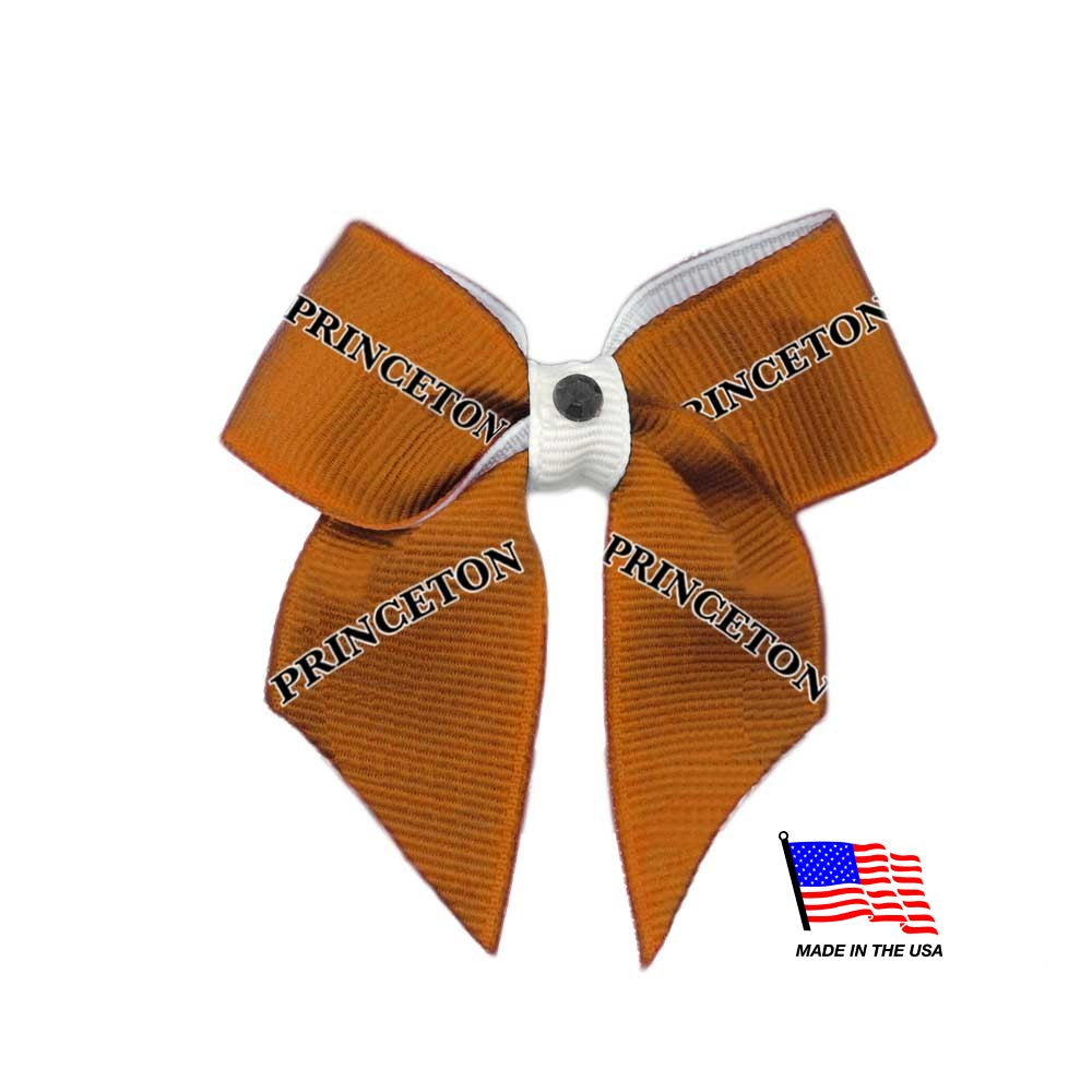 Princeton Tigers Pet Hair Bow - staygoldendoodle.com