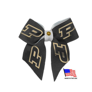 Purdue Boilermakers Pet Hair Bow - staygoldendoodle.com