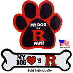 Rutgers Scarlet Knights Car Magnets - staygoldendoodle.com