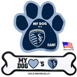 Sporting KC Car Magnets - staygoldendoodle.com