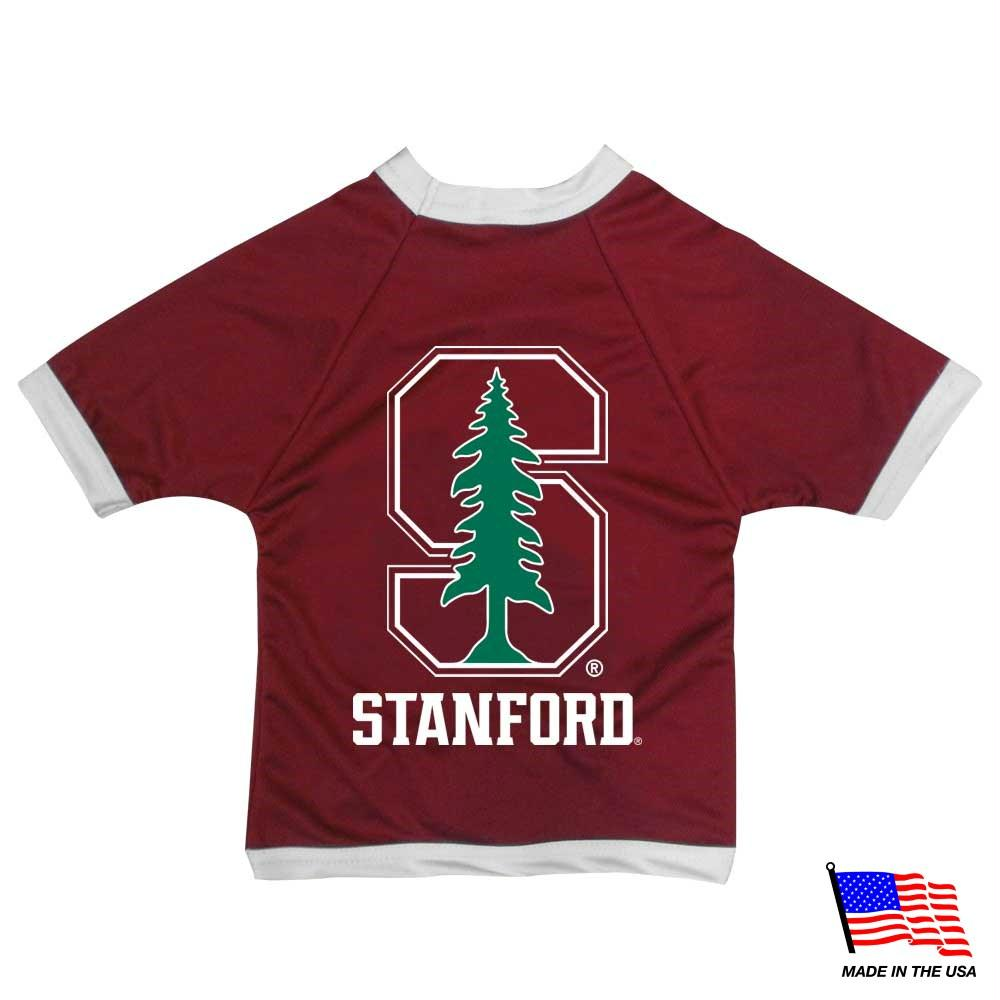 Stanford Cardinal Athletic Mesh Pet Jersey - staygoldendoodle.com