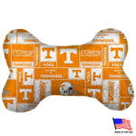 Tennessee Vols Plush Bone Toy - staygoldendoodle.com