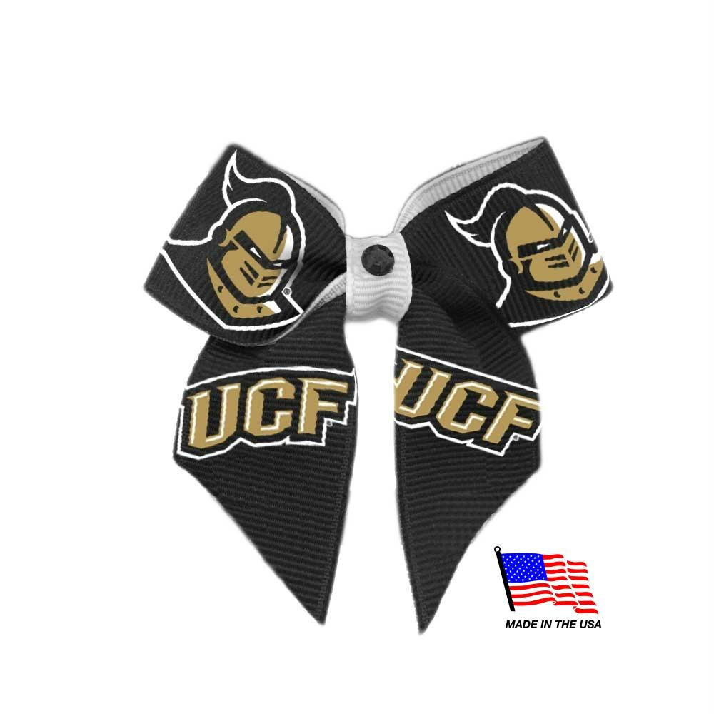 UCF Knights Pet Hair Bow - staygoldendoodle.com