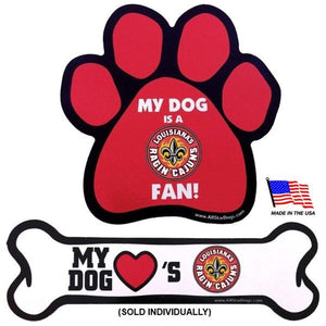 UL Lafayette Car Magnets - staygoldendoodle.com
