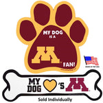 Minnesota Golden Gophers Car Magnets - staygoldendoodle.com