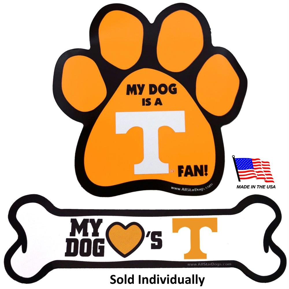Tennessee Vols Car Magnets - staygoldendoodle.com