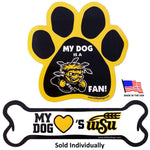 Wichita State Shockers Car Magnets - staygoldendoodle.com
