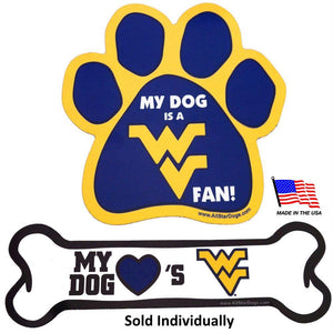 West Virginia Car Magnets - staygoldendoodle.com