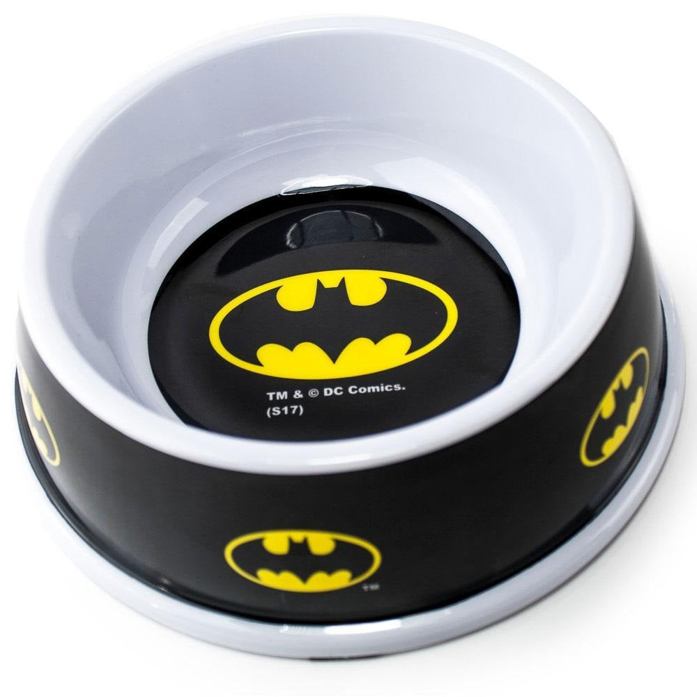 Buckle-Down Batman Pet Bowl - staygoldendoodle.com