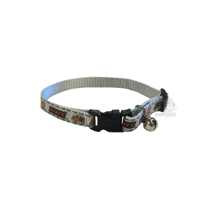 Oklahoma State Cowboys Cat Safety Collar - staygoldendoodle.com