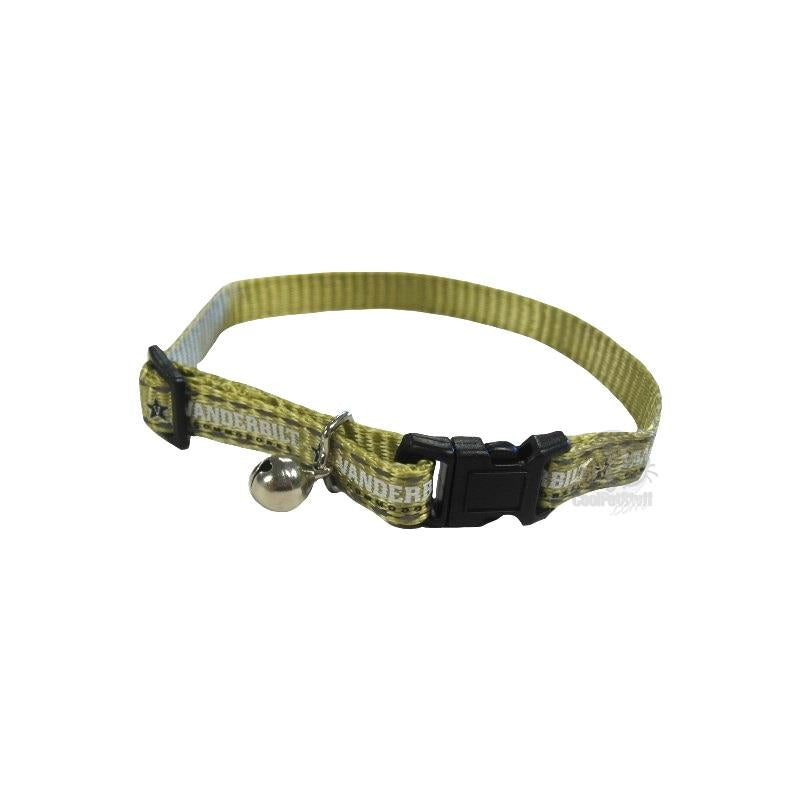 Vanderbilt Commodores Cat Safety Collar - staygoldendoodle.com