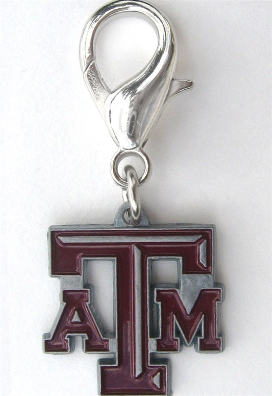 Texas A&M Aggies Collar Charm - staygoldendoodle.com