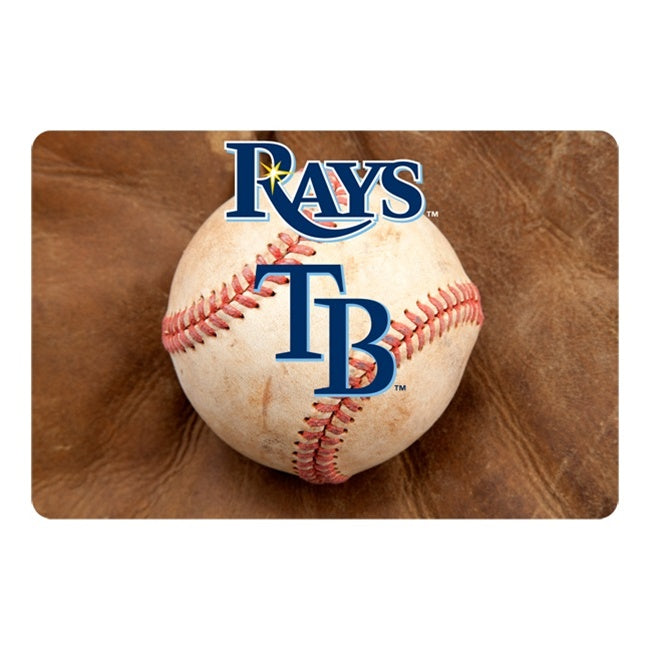Tampa Bay Rays Pet Bowl Mat - staygoldendoodle.com