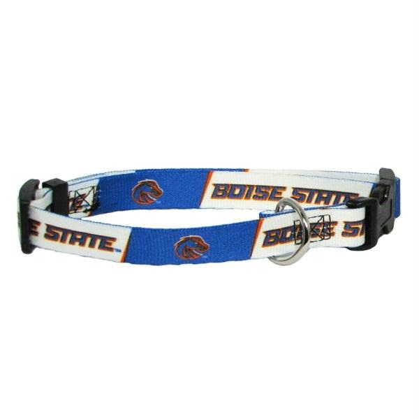 Boise State Pet Collar - staygoldendoodle.com