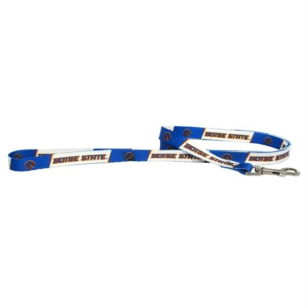 Boise State Pet Leash - staygoldendoodle.com