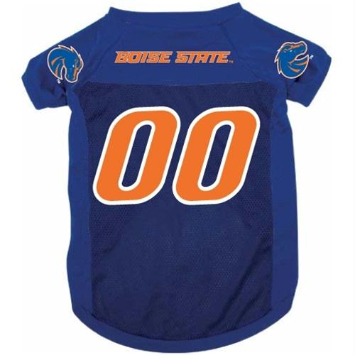 Boise State Pet Mesh Jersey - staygoldendoodle.com