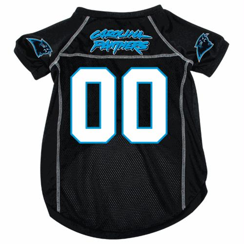 Carolina Panthers Premium Dog Jersey - staygoldendoodle.com
