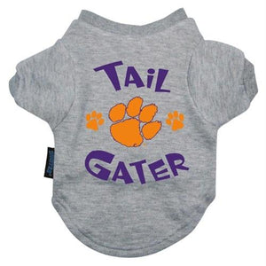 Clemson Tigers Tail Gater Tee Shirt - staygoldendoodle.com