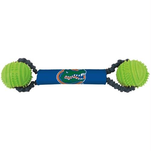 Florida Gators Double Bungee Tug-N-Toss Toy - staygoldendoodle.com