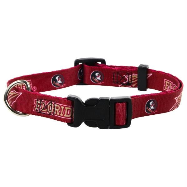 Florida State Seminoles Pet Collar - staygoldendoodle.com