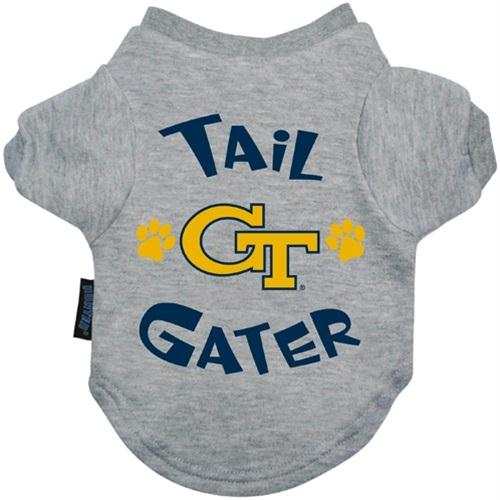 Georgia Tech Tail Gater Tee Shirt - staygoldendoodle.com