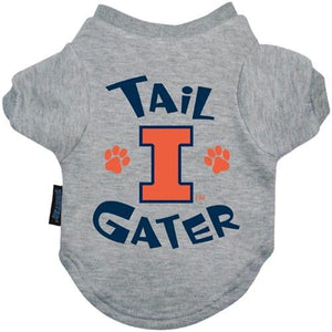Illinois Fighting Illini Tail Gater Tee Shirt - staygoldendoodle.com