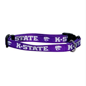 Kansas State Dog Collar - staygoldendoodle.com