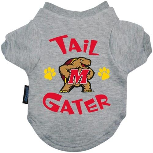 Maryland Terrapins Tail Gater Tee Shirt - staygoldendoodle.com