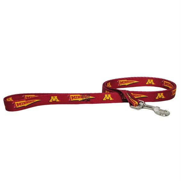 Minnesota Golden Gophers Pet Leash - staygoldendoodle.com
