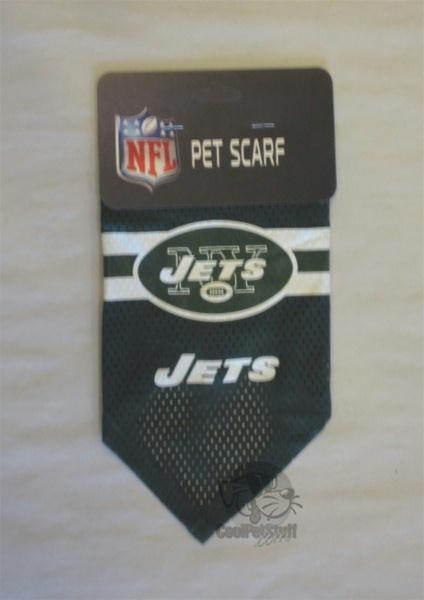 New York Jets Mesh Dog Bandana - staygoldendoodle.com