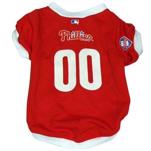 Philadelphia Phillies Dog Jersey - staygoldendoodle.com