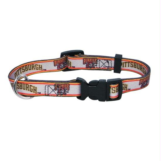 Pittsburgh Pirates Dog Collar - staygoldendoodle.com