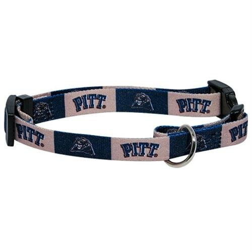 Pittsburgh Panthers Pet Collar - staygoldendoodle.com