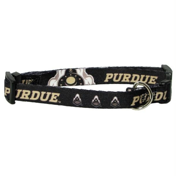 Purdue Boilermakers Pet Collar - staygoldendoodle.com