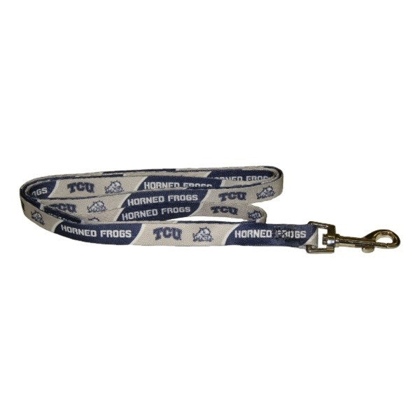 TCU Horned Frogs Pet Leash - staygoldendoodle.com