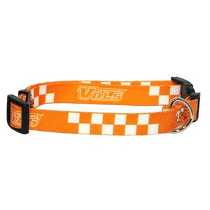 Tennessee Volunteers Dog Collar - staygoldendoodle.com