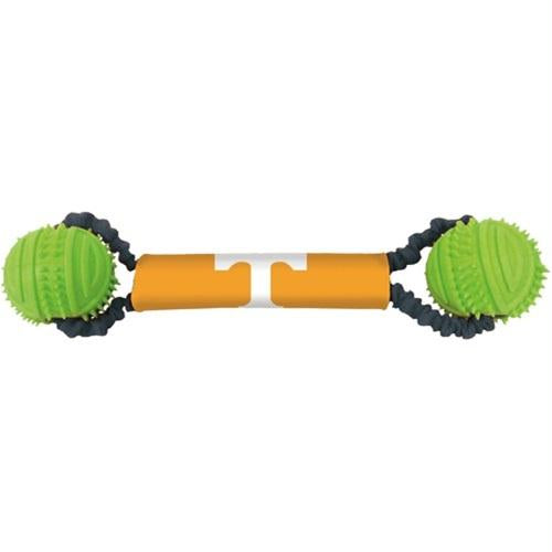 Tennessee Vols Double Bungee Tug-N-Toss Toy - staygoldendoodle.com