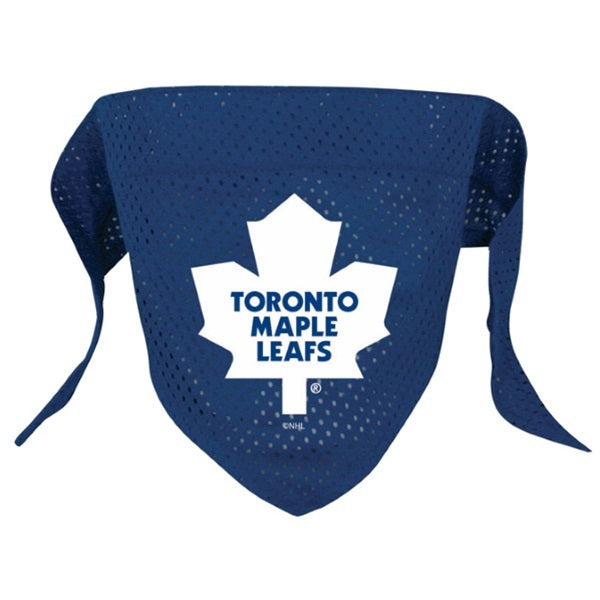 Toronto Maple Leafs Pet Mesh Bandana - staygoldendoodle.com
