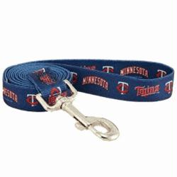Minnesota Twins Dog Leash - staygoldendoodle.com