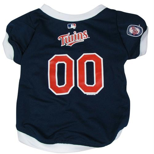 Minnesota Twins Dog Jersey - staygoldendoodle.com