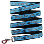 Carolina Panthers Pet Leash - staygoldendoodle.com