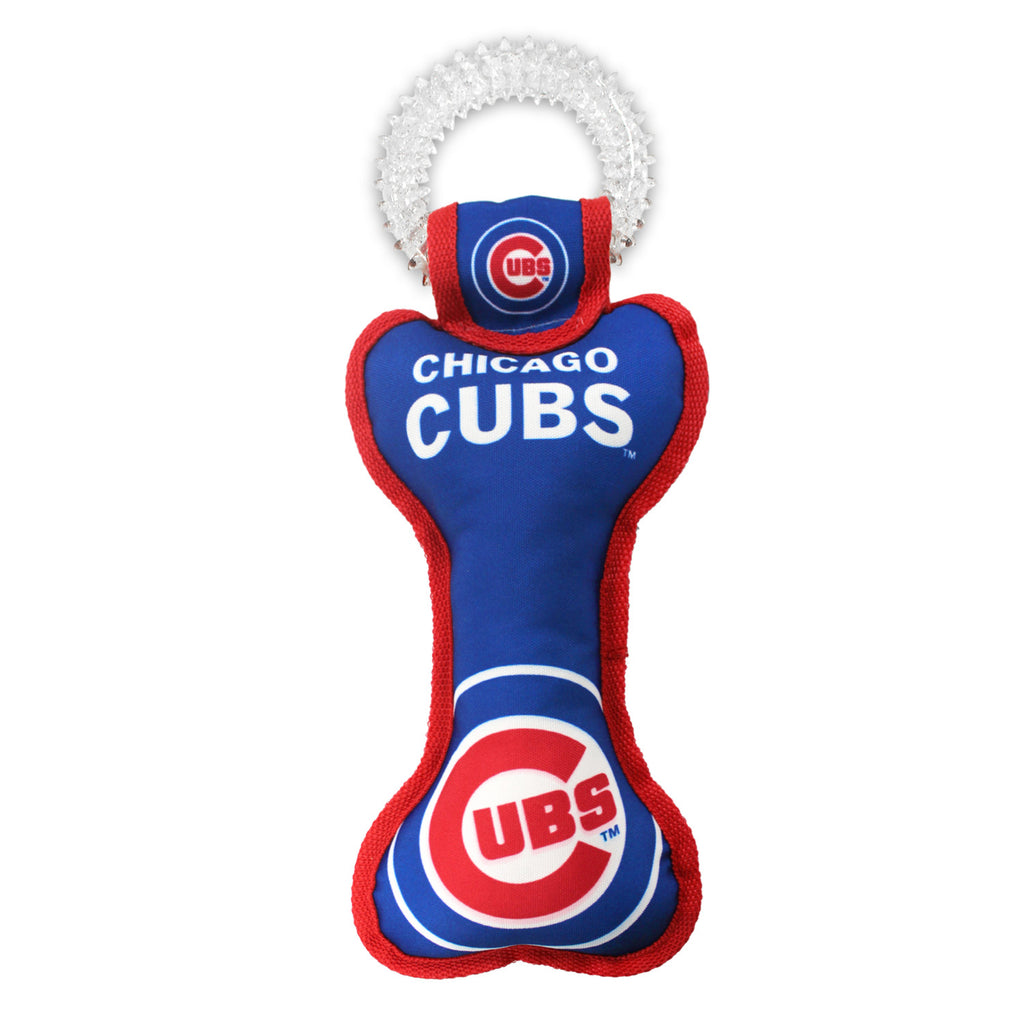 Chicago Cubs Dental Tug Toy