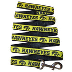 Iowa Hawkeyes Pet Leash - staygoldendoodle.com