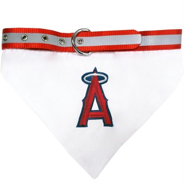 Los Angeles Angels Pet Collar Bandana - staygoldendoodle.com