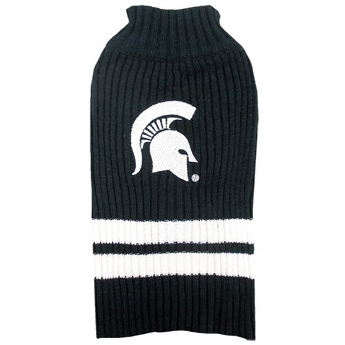 Michigan State Dog Sweater - staygoldendoodle.com