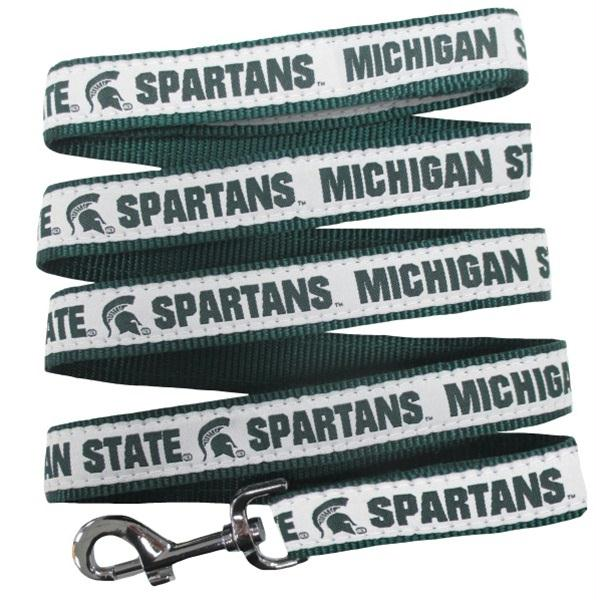 Michigan State Spartans Pet Leash - staygoldendoodle.com